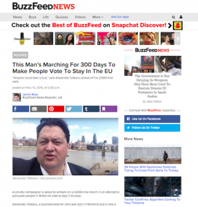 Buzzfeed SU Report